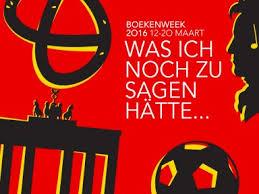 Boekenweek2016